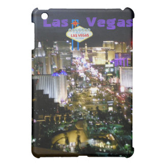 Las Vegas Boulevard Aerial View Cover For The iPad Mini