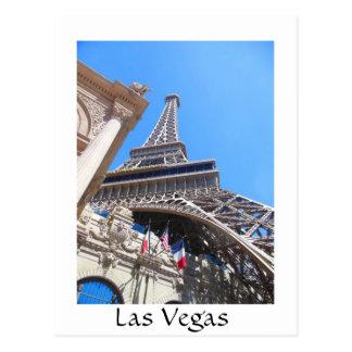 Las Vegas Boulevard Photo Postcard