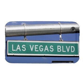 Las Vegas Boulevard street sign - The Strip iPhone 3 Cover