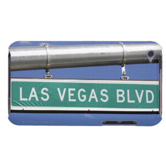 Las Vegas Boulevard street sign - The Strip iPod Case-Mate Case