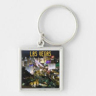 Las Vegas Boulevard Strip Keychain