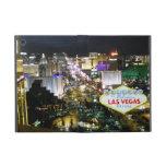 Las Vegas Boulevard y signo positivo iPad Mini Carcasas