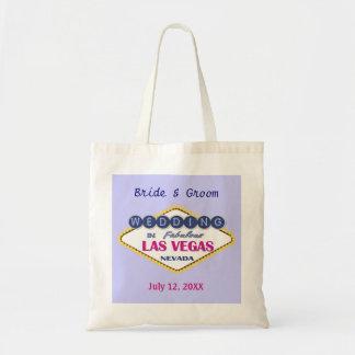 Las Vegas Bride & Groom - Customize Budget Tote Bag