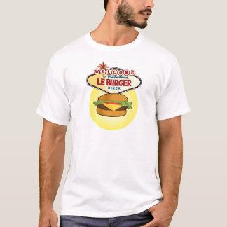 Las Vegas Burger Diner T-Shirt