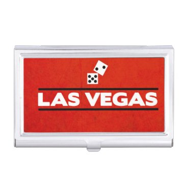 Las Vegas Business Card Holder