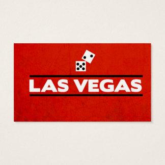 Las Vegas business cards