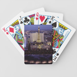 Las Vegas by Night 3 Bicycle Playing Cards