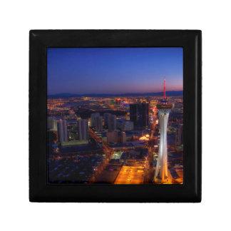Las Vegas by Night 5 Jewelry Box