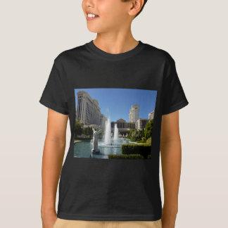 Las Vegas Caesars Palace Fountain Fountains T-Shirt
