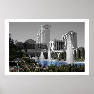 Las Vegas: Caesars Palace Poster