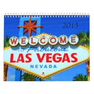 Las Vegas Calendar 2015