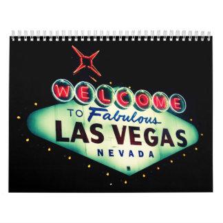 Las Vegas calendar. Calendar