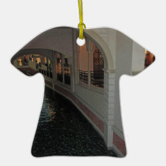 LAS VEGAS Canals below Resorts Hotels Casinos City Christmas Tree Ornaments