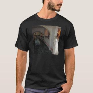 LAS VEGAS Canals below Resorts Hotels Casinos City T-Shirt