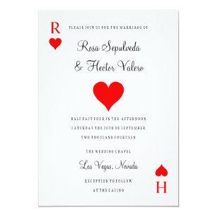 Poker themed wedding invitations matt giannetti poker player