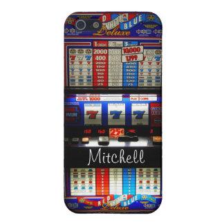 Las Vegas Casino Slot Machin Personalized Case For iPhone SE/5/5s