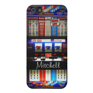 Las Vegas Casino Slot Machin Personalized Case For iPhone SE/5/5s