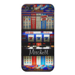 Las Vegas Casino Slot Machin Personalized Cover For iPhone 5