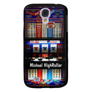 Las Vegas Casino Slot Machine Samsung S4 Case