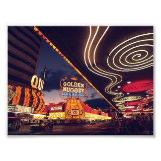 Las Vegas Casinos Photo Print