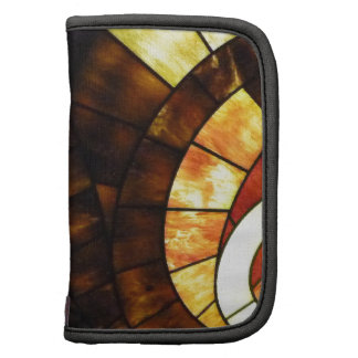 LAS VEGAS ceiling colored glass browns cream reds Planner
