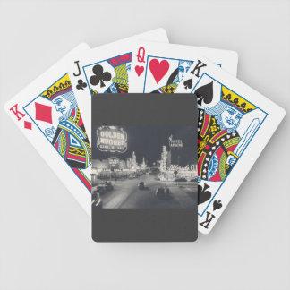 Las Vegas céntrico retro Baraja Cartas De Poker
