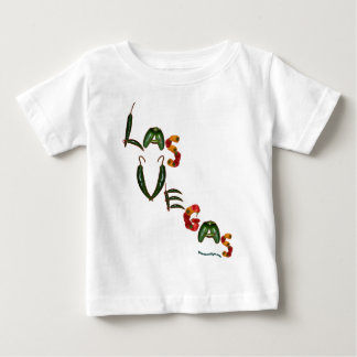 Las Vegas Chili Peppers Baby T-Shirt