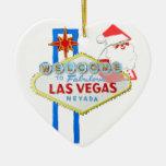Las Vegas Christmas Christmas Ornament