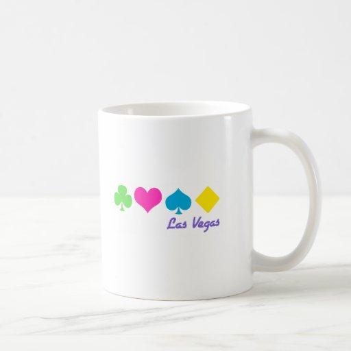 Las Vegas Classic White Coffee Mug