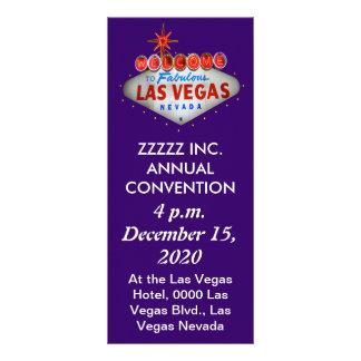 Las Vegas Convention / Event Flyers Rack Card