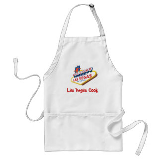 Las Vegas Cook Apron