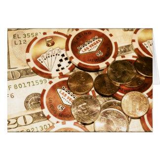 Las Vegas Currency Card