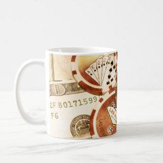 Las Vegas Currency Coffee Mug