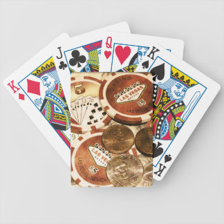 Las Vegas Currency Playing Cards