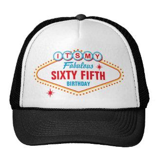Las Vegas Custom It's My Trucker Hat