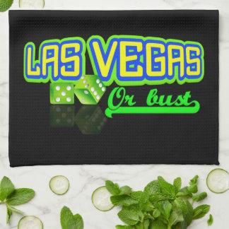 Las Vegas custom kitchen towels
