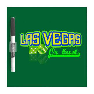 Las Vegas custom message board Dry Erase Boards