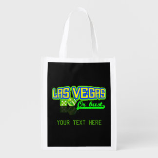 Las Vegas custom reusable bag