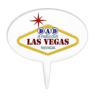 Las Vegas DAD Is Fabulous Cake Pick