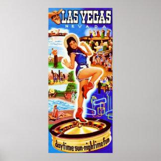 Las Vegas (Daytime Sun-Nighttime Fun) Poster