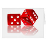 Las Vegas Dice Cards