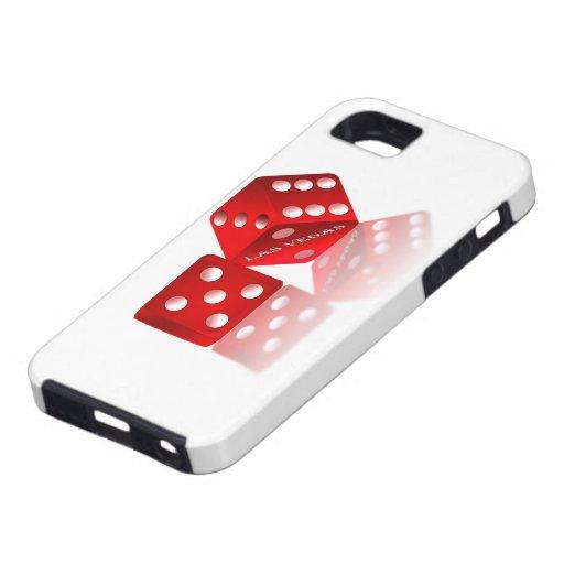Las Vegas Dice iPhone 5 Cover