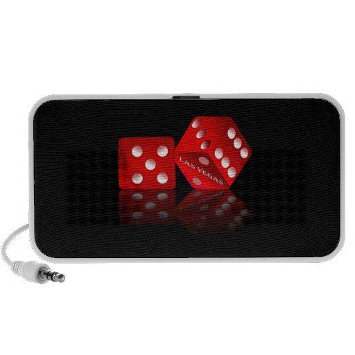 Las Vegas Dice Speaker System
