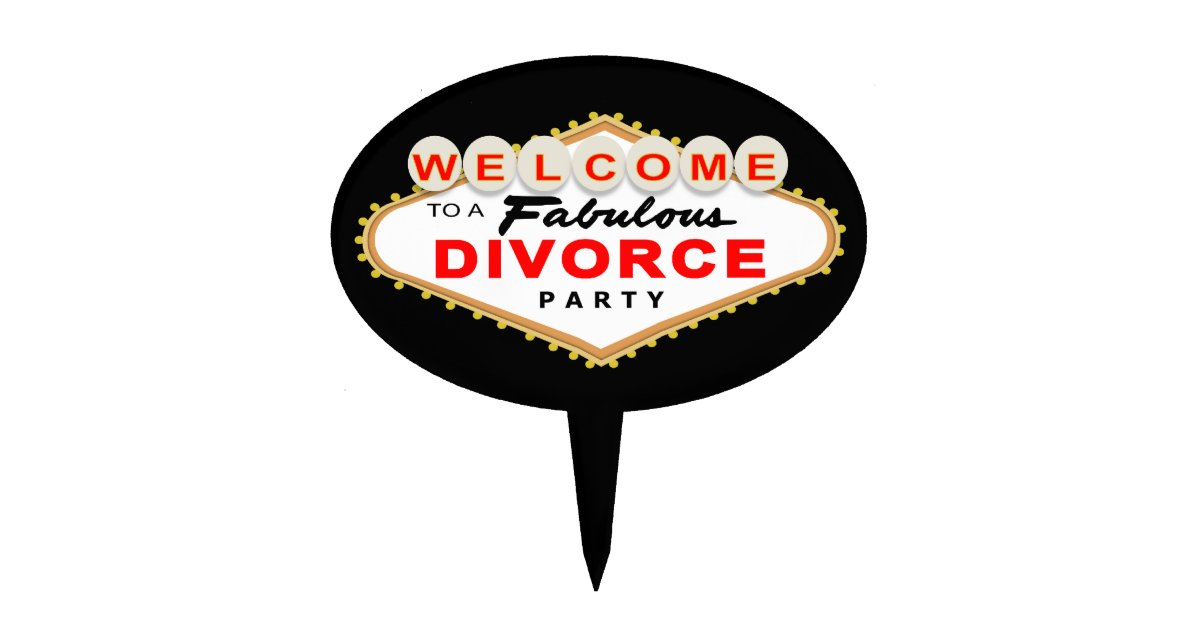 Divorce Party Gifts on Zazzle