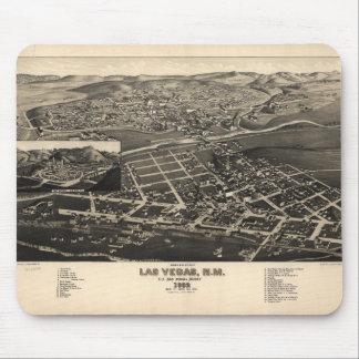 Las Vegas el condado de San Miguel New México Mousepad