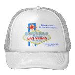Las Vegas Elope invitación Gorras De Camionero