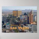 Las Vegas en la luz del día Impresiones