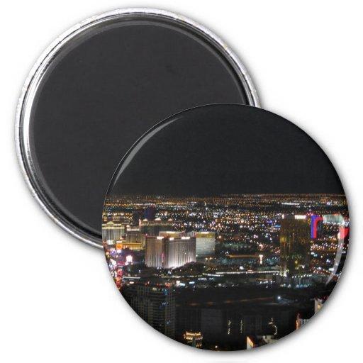 Las Vegas en la noche Iman