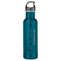 Las Vegas Established Water Bottle
