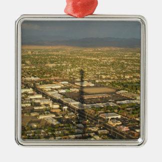 Las Vegas Evening Christmas Ornaments